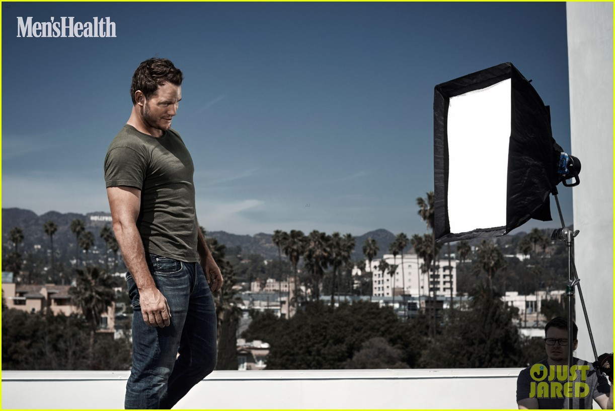 Chris Pratt Says He Will Never Be Fat Again Photo