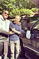 dwayne the rock johnson sideswipes fans car shares funny story 01