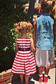 jessica alba daughters fourth july 05