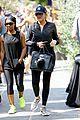 khloe kardashian kim kardashian cycle for a cause 19