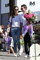 miranda kerr evan spiegel hold hands look so happy 02