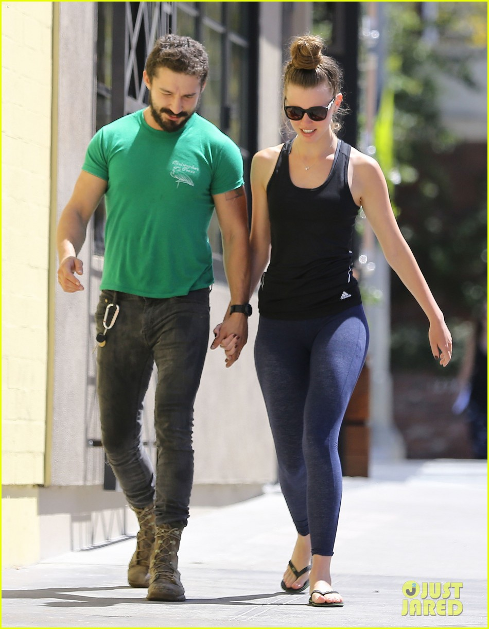 who is shia labeouf dating 2013 Goth, 21, and labeouf, 28, reportedly met while filming 2013's nymphomaniac volume ii at the time, goth was 19, and labeouf was 26 in the film, goth plays a girl only known as p, a downtrodden high school girl who charlotte gainsbourg's character, joe, mentors, and they eventually become lovers.