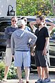 tobey maguire jennifer meyer celebrate independence day 10