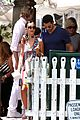 jesse metcalfe cara santana lunch the ivy 10