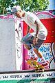 justin bieber skate park mariah carey studio 09