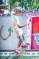 justin bieber skate park mariah carey studio 32