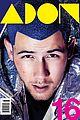 nick jonas adon magazine 01.