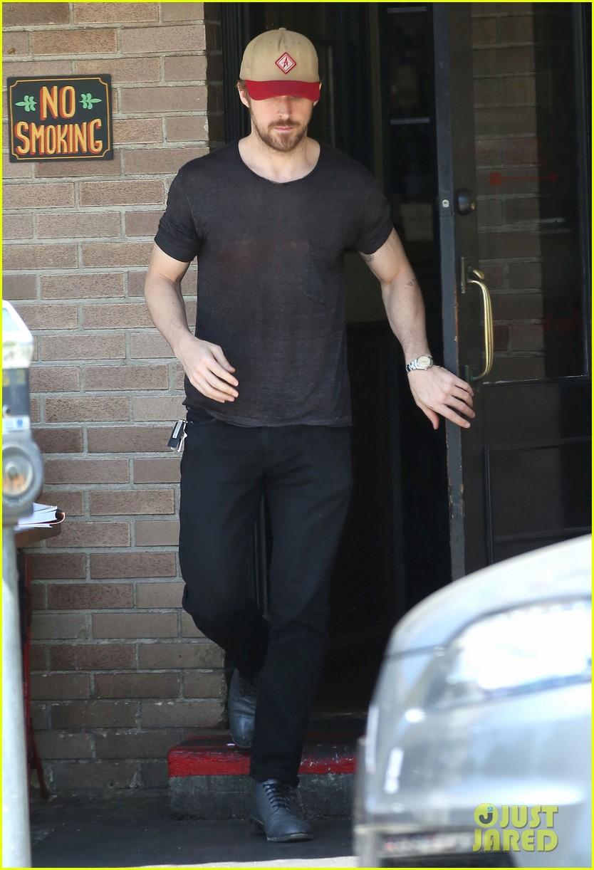 Ryan Gosling Hits His ...