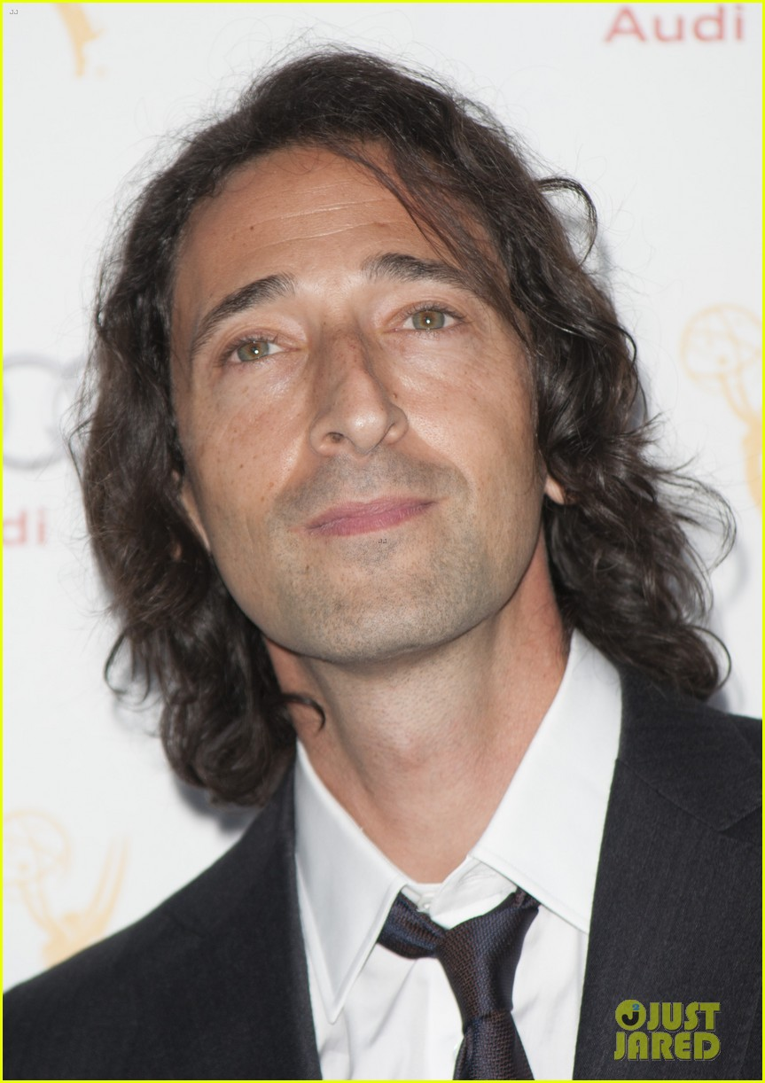 Full Sized Photo of ad... Adrien Brody