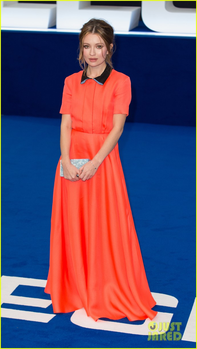 emily browning legend premiere london 153452693