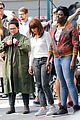 ghostbusters cast assembles for another fun day of filming 16
