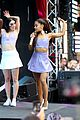 ariana grande focus out october macys event 05