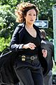 jennifer lopez sprint shades of blue filming 14
