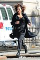 jennifer lopez sprint shades of blue filming 24