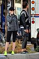 scarlett johansson works on her fitness with husband romain dauriac 03