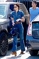 kendall jenner struggled with caitlyn transition denim jumpsuit 24