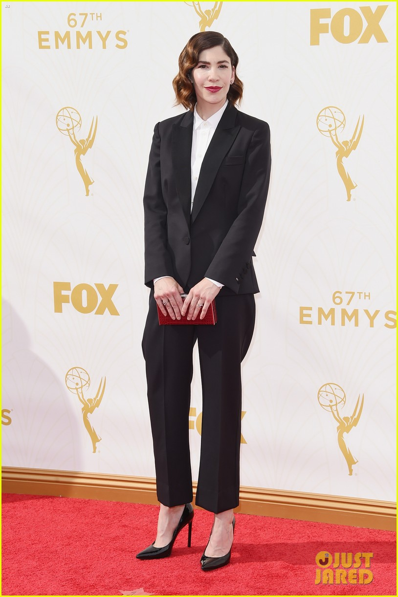 fred armisen carrie brownstein portlandia emmys 2015 073466733