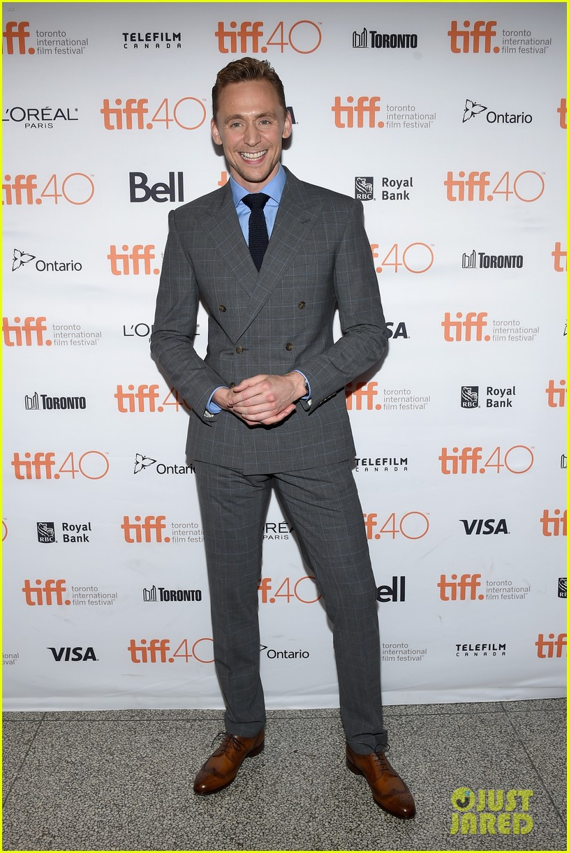 tom hiddleston luke evans high rise premiere 083460355