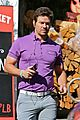 mark wahlberg puts a pop of color on his wardrobe 07