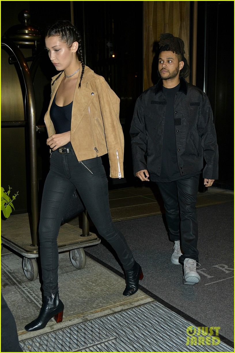 bella hadid the weeknd age difference dating