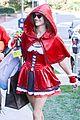 alessandra ambrosio jamie mazur little red riding hood halloween 2015 03
