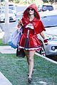 alessandra ambrosio jamie mazur little red riding hood halloween 2015 09
