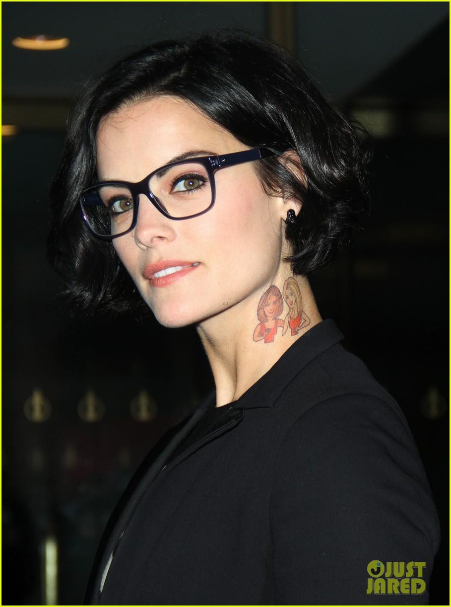 actress jaimie alexander tattoos