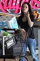 rachel bilson no makeup shopping 08