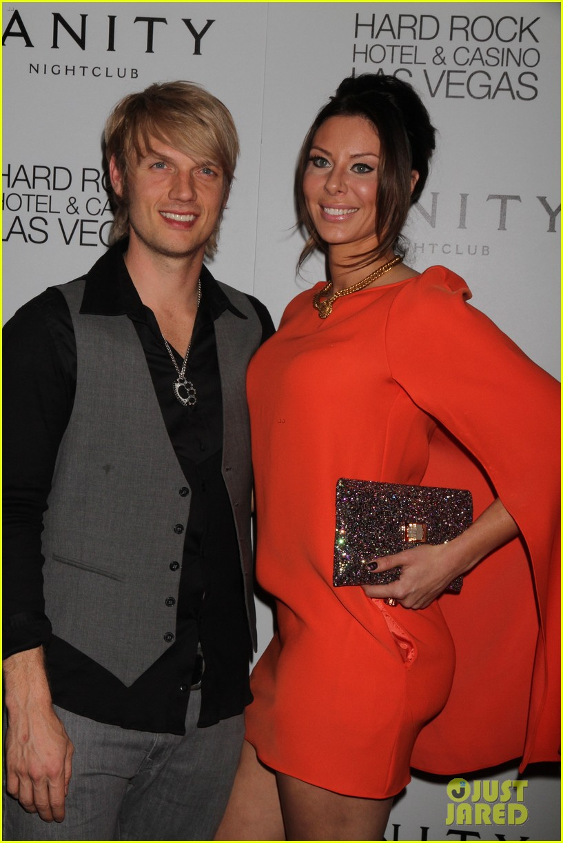 Nick Carter's Wife Lauren Kitt Is Pregnant with Their ...
