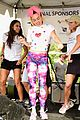 miley cyrus is charitable queen at l a county walk to defeat als 03
