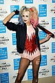 poppy delevingne is suicide squads harley quinn at unicef halloween ball 04