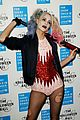 poppy delevingne is suicide squads harley quinn at unicef halloween ball 12