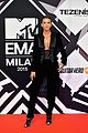 ed sheeran ruby rose 2015 mtv emas 02