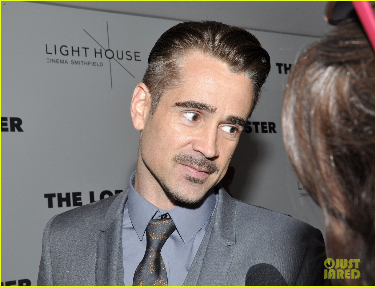 Colin Farrell Opens Up...