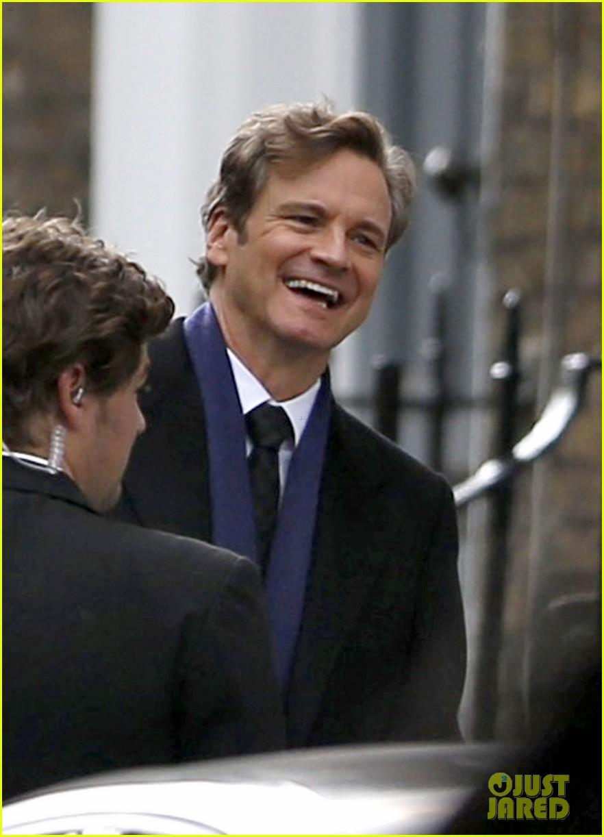 Colin Firth Films 'Bri...