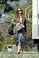 megan fox pictued on new girl set for first time 01
