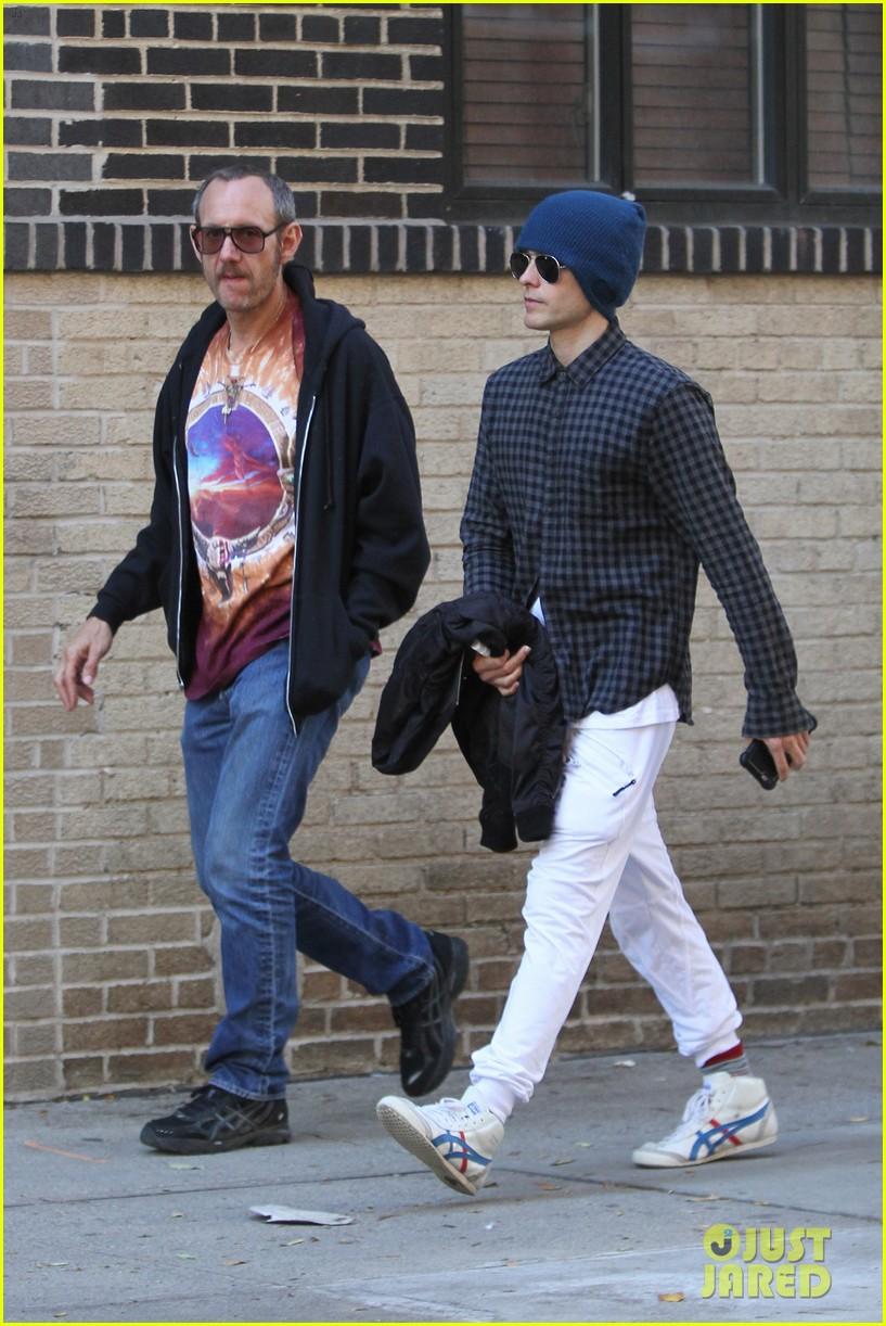Link buzz jared leto by terry richardson for candy marc jacobs and kidult skirmish