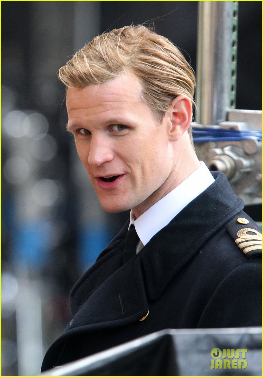Matt Smith Transforms Into Prince Philip for Netflix's 'The Crown ...