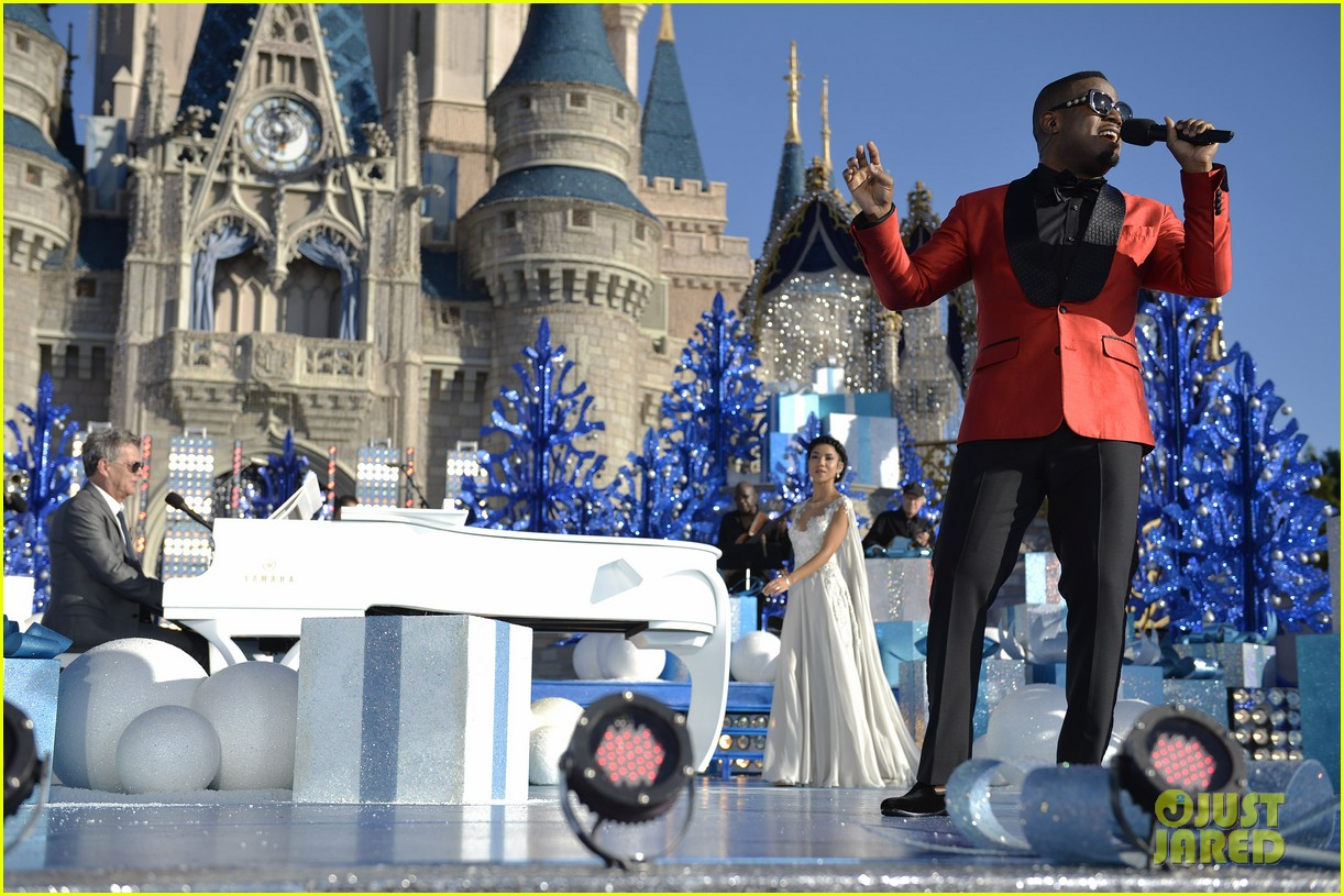 Ariana Grande, Seal & Jason Derulo To Perform In Disney Parks ...
