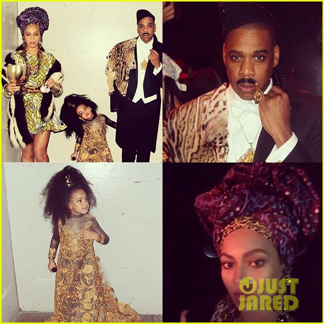 Beyonce Jay Z Amp Blue Ivy Carter Have The Best Family