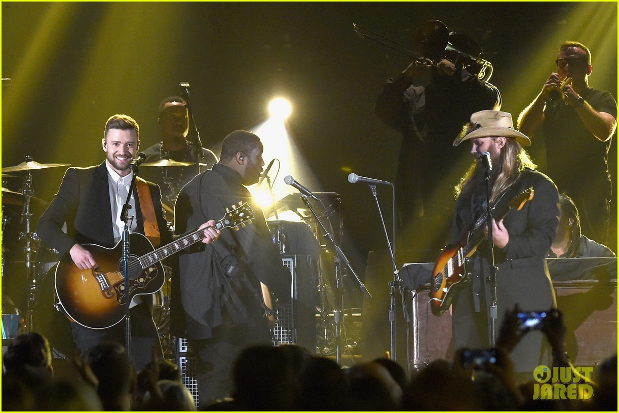 Justin timberlake performs 39 tennessee whiskey 39 39 drink for How many kids does chris stapleton have