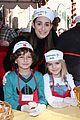 emmy rossum the mission thanksgiving food 31