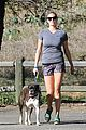 kate upton goes for a hike with dog and friend 09