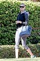 kate upton goes for a hike with dog and friend 16