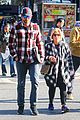 bradley cooper spends the day with his mom in new york 01