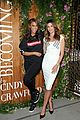 cindy crawford her family celebrate her book 28