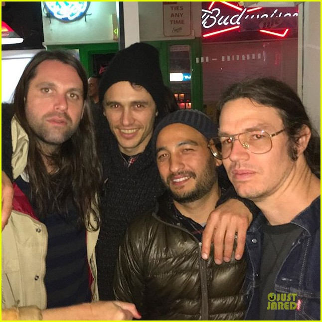 James Franco And Dave Franco And Tom Franco