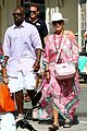 kris jenner corey gamble head home rob kardashian diabetes 06