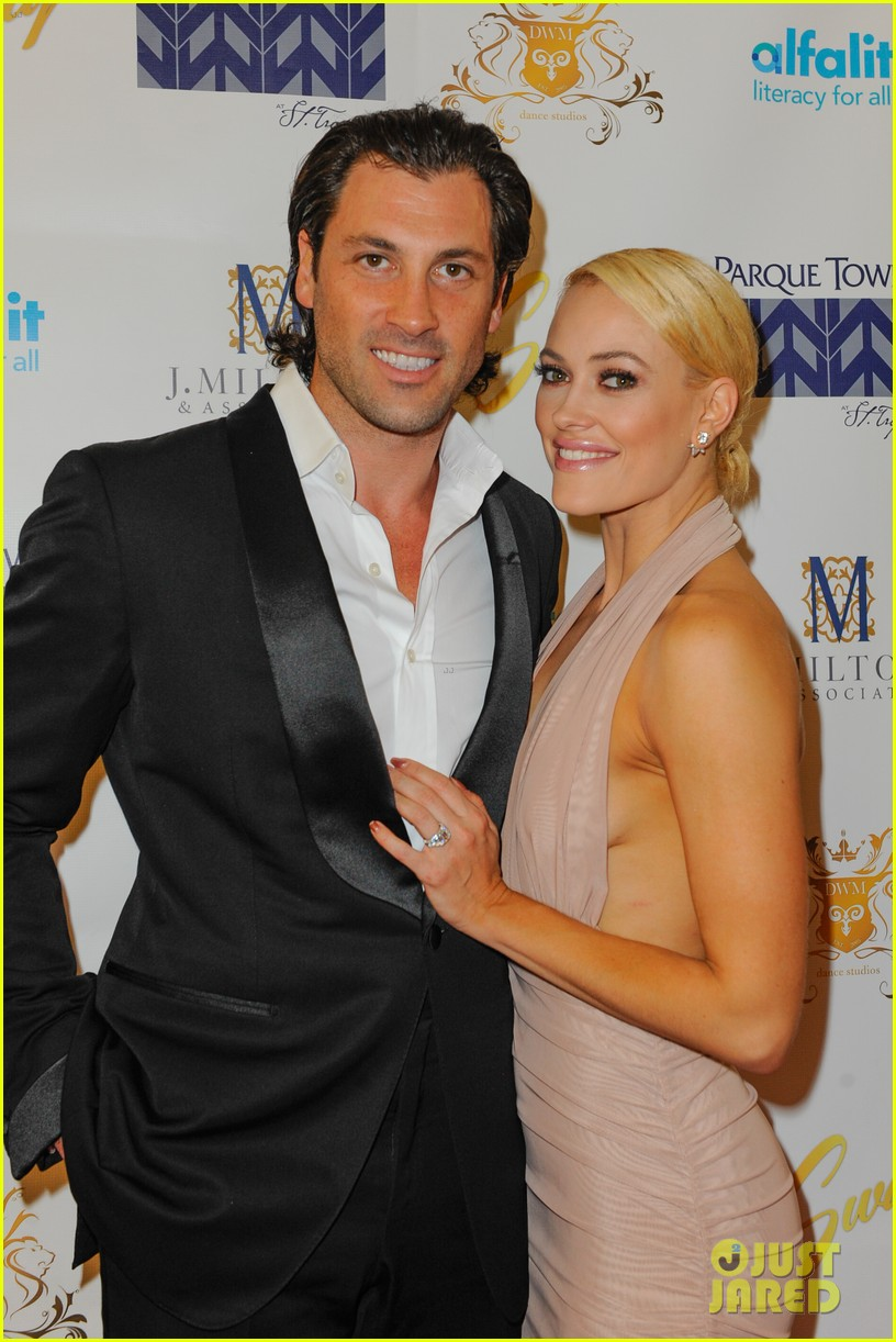 max dancing with the stars who is he dating Max evans is dating model lauren jamieson despite rumours of a rumours he's romantically involved with his dancing on ice partner, ale izquierdo lineup and professional skaters have been revealed with stars such as.