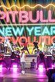 pitbulls new years revolution 2016 performers list 15